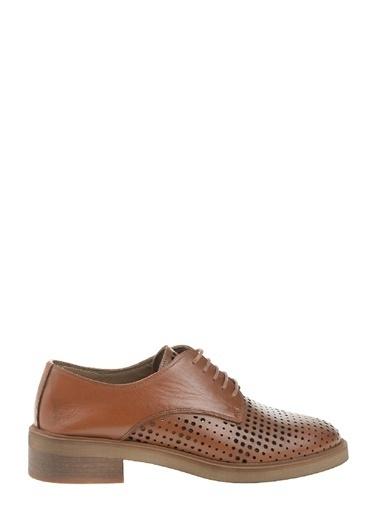 Divarese Oxford Ayakkabı Taba